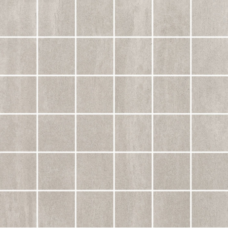 Villeroy & Boch Unit Four Mozaika podłogowa 5x5 cm, jasnoszara light grey 2706CT60