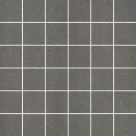 Villeroy & Boch Unit Four Mozaika podłogowa 5x5 cm rektyfikowana Vilbostoneplus, ciemnoszara dark grey 2363CT62
