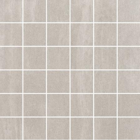 Villeroy & Boch Unit Four Mozaika podłogowa 5x5 cm rektyfikowana Vilbostoneplus, jasnoszara light grey 2363CT60