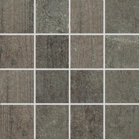 Villeroy & Boch Upper Side Mozaika podłogowa 7,5x7,5 cm rektyfikowana, antracytowa anthracite 2114CI90
