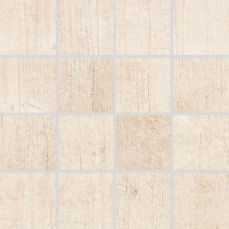 Villeroy & Boch Upper Side Mozaika podłogowa 7,5x7,5 cm rektyfikowana, beżowa beige 2114CI11