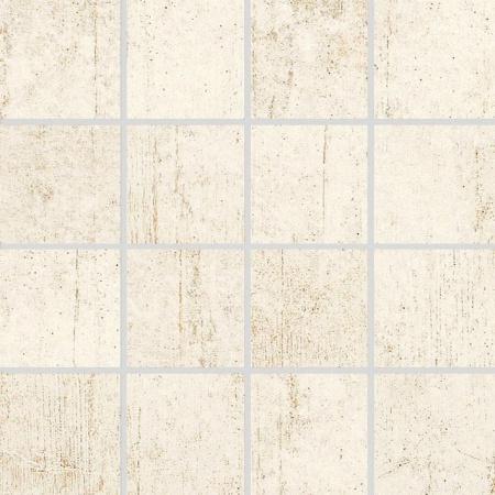 Villeroy & Boch Upper Side Mozaika podłogowa 7,5x7,5 cm rektyfikowana, kremowa creme 2114CI10
