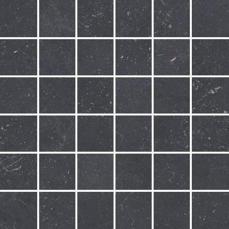 Villeroy & Boch Urbantones Mozaika podłogowa 5x5 cm rektyfikowana Vilbostoneplus, antracytowa anthracite 2699LI9M