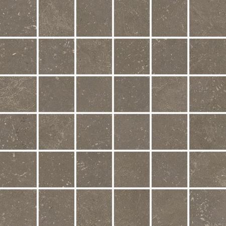 Villeroy & Boch Urbantones Mozaika podłogowa 5x5 cm rektyfikowana Vilbostoneplus, ciemnoszara dark grey 2699LI6M