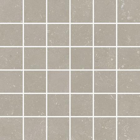 Villeroy & Boch Urbantones Mozaika podłogowa 5x5 cm rektyfikowana Vilbostoneplus, jasnoszara light grey 2699LI4M
