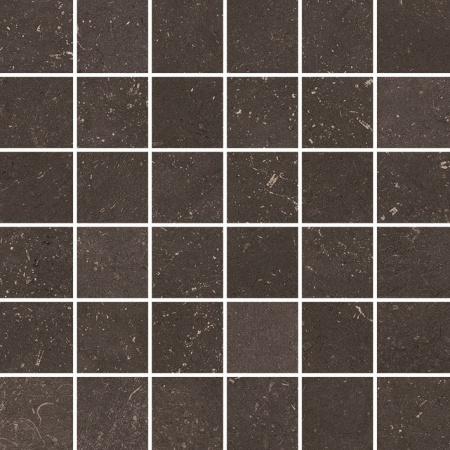 Villeroy & Boch Urbantones Mozaika podłogowa 5x5 cm rektyfikowana Vilbostoneplus, kawowa mocca 2699LI8M