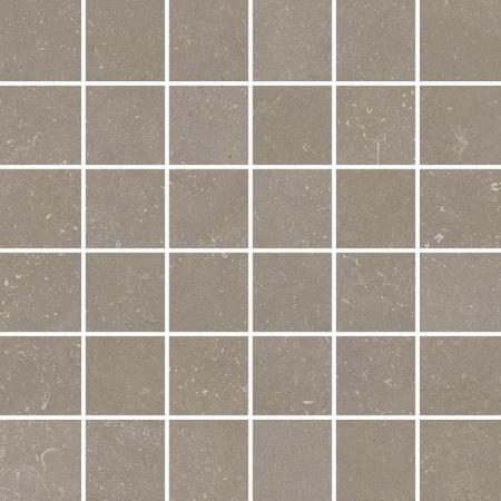 Villeroy & Boch Urbantones Mozaika podłogowa 5x5 cm rektyfikowana Vilbostoneplus, średnioszara medium grey 2699LI5M