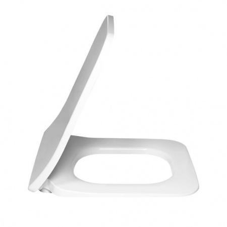 Villeroy & Boch Venticello Deska sedesowa Slimseat wolnoopadająca, biała Weiss Alpin 9M79S101