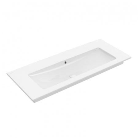 Villeroy & Boch Venticello Umywalka meblowa/wisząca 120x50 cm z przelewem, biała Weiss Alpin 4104CJ01