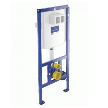 Villeroy & Boch ViConnect Stelaż podtynkowy do miski WC podwieszanej do zabudowy lekkiej H112 cm, 92246100