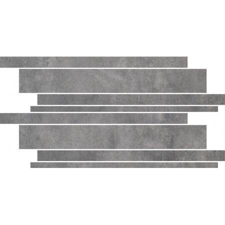 Villeroy & Boch Warehouse Dekor podłogowy 30x60 cm rektyfikowany Vilbostoneplus, anthracite anthracite 2648IN90