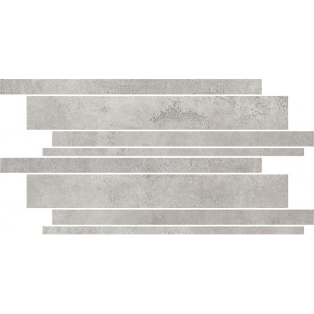 Villeroy & Boch Warehouse Dekor podłogowy 30x60 cm rektyfikowany Vilbostoneplus, grey grey 2648IN60