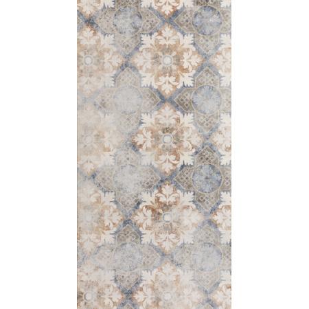 Villeroy & Boch Warehouse Dekor podłogowy 60x120 cm rektyfikowany, white multicolour white multicolour 2730IN11