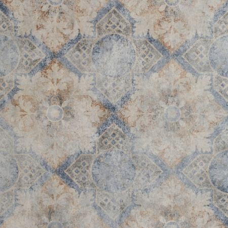 Villeroy & Boch Warehouse Dekor podłogowy 60x60 cm rektyfikowany, grey multicolour grey multicolour 2660IN61