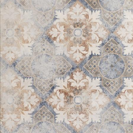 Villeroy & Boch Warehouse Dekor podłogowy 60x60 cm rektyfikowany, white multicolour white multicolour 2660IN11