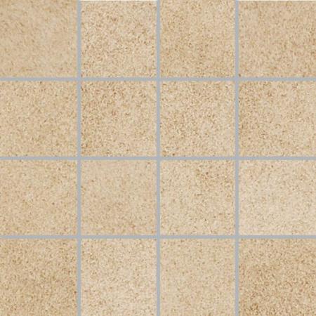 Villeroy & Boch X-Plane Mozaika podłogowa 7,5x7,5 cm rektyfikowana Vilbostoneplus, beżowa beige 2362ZM20