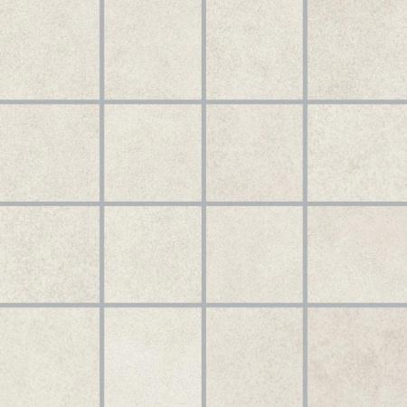 Villeroy & Boch X-Plane Mozaika podłogowa 7,5x7,5 cm rektyfikowana Vilbostoneplus, biała white 2362ZM00