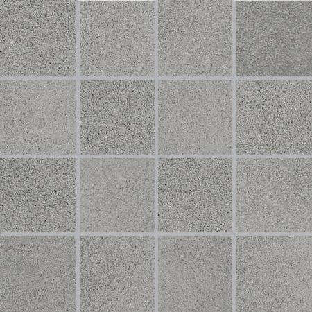 Villeroy & Boch X-Plane Mozaika podłogowa 7,5x7,5 cm rektyfikowana Vilbostoneplus, szara grey 2362ZM60