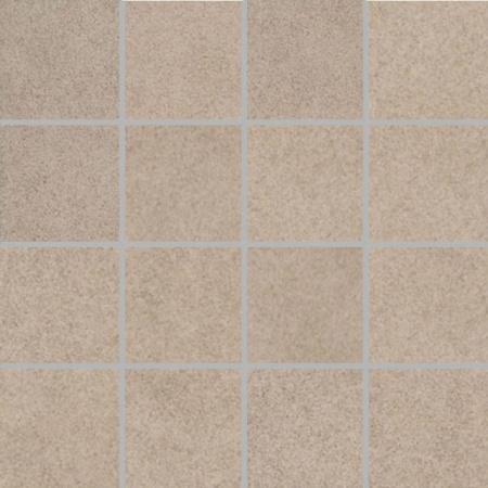Villeroy & Boch X-Plane Mozaika podłogowa 7,5x7,5 cm rektyfikowana Vilbostoneplus, szarobeżowa greige 2362ZM70