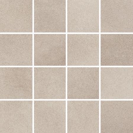 Villeroy & Boch Xentric Mozaika podłogowa 7,5x7,5 cm rektyfikowana Vilbostoneplus, beżowa beige 2626XI20