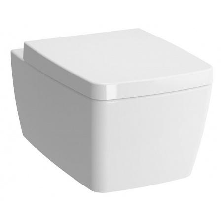 VitrA Metropole Toaleta WC podwieszana 56x36 cm bez kołnierza, biała 7672B003-0075