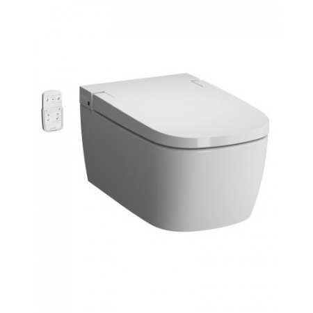 Vitra Metropole Toaleta WC podwieszana 60x38x40,5 cm z funkcją higieny Basic, biała 5674B003-6103