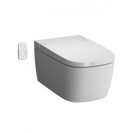 Vitra Metropole Toaleta WC podwieszana 60x38x40,5 cm z funkcją higieny Comfort, biała 5674B003-6104