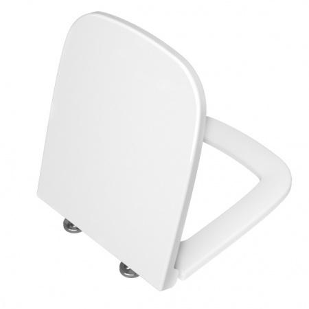Vitra S20 Deska sedesowa wolnoopadająca 44x36 cm, biała 77-003-009