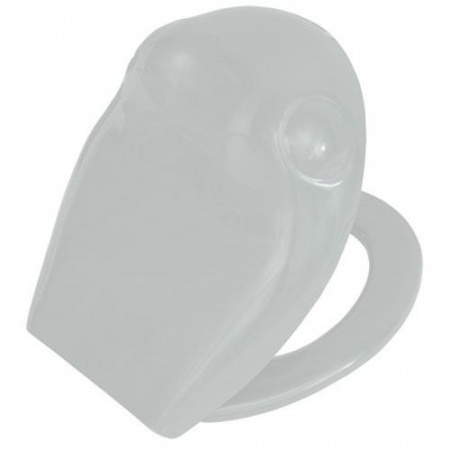 Vitra S20 Deska sedesowa zwykła 34x27 cm, biała 27-003-001