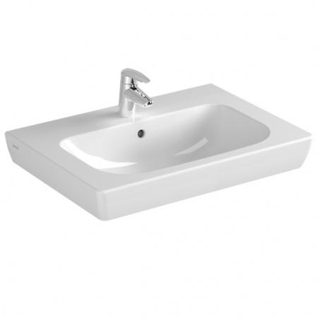 Vitra S20 Umywalka meblowa 65x46x17,5 cm, biała 5522B003-0001
