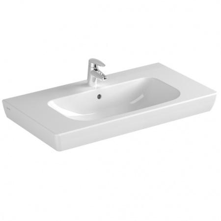 Vitra S20 Umywalka meblowa 85x46x17,5 cm, biała 5523B003-0001