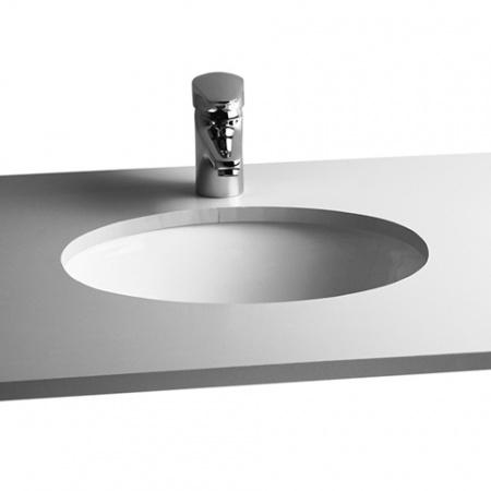Vitra S20 Umywalka podblatowa 47x38x19 cm, biała 6039B003-0012