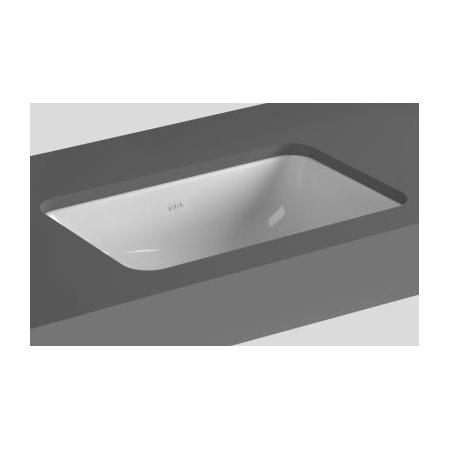 Vitra S20 Umywalka podblatowa 55x37x16,5 cm, biała 5475B003-0618