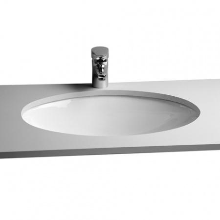 Vitra S20 Umywalka podblatowa 58,5x45x20,5 cm, biała 6069B003-0012