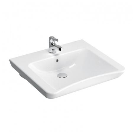 Vitra S20 Umywalka wisząca 60x54,5x16,5 cm, biała 5289B003-0001