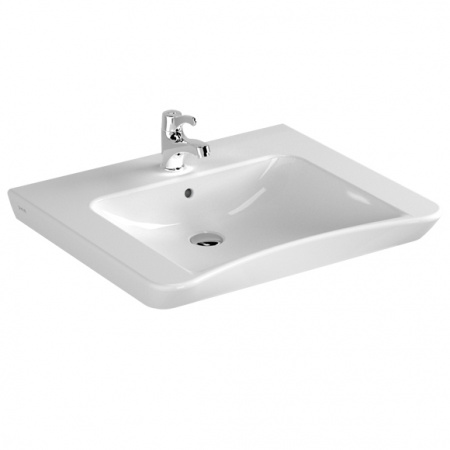 Vitra S20 Umywalka wisząca 65x56x16,5 cm, biała 5291B003-0001