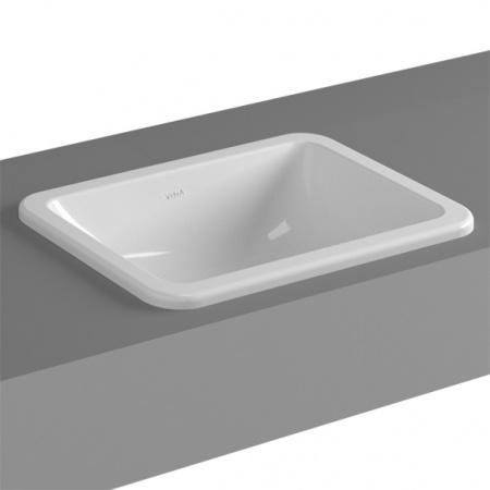 Vitra S20 Umywalka wpuszczana w blat 45x37x16,5 cm, biała 5473B003-0642