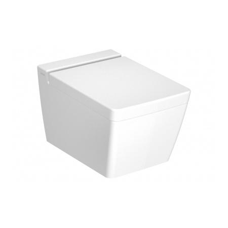 Vitra T4 Toaleta WC podwieszana 54x34,5x34 cm, biała 7743B003-0075