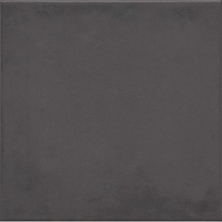 Vives 1900 Basalto Płytka podłogowa 20x20 cm gresowa, czarna VIV1900BASALTO