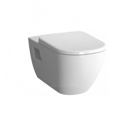 Werit / Jomo JomoTech Hygienic D-Light Toaleta WC podwieszana 57,5x34,5 cm bez kołnierza, biała 169-20081499-00