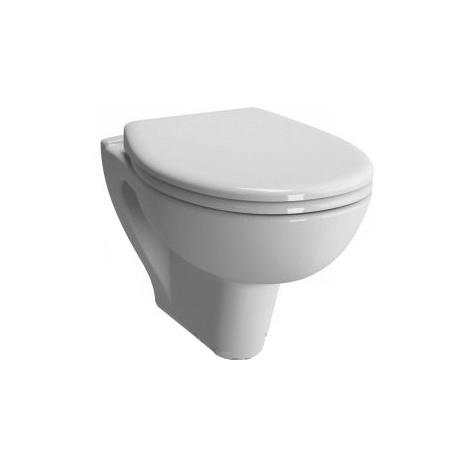 Werit / Jomo JomoTech Hygienic S20 Toaleta WC podwieszana 52x35,5 cm bez kołnierza, biała 169-20081299-00