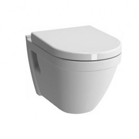 Werit / Jomo JomoTech Hygienic S50 Toaleta WC podwieszana 52x36 cm bez kołnierza, biała 169-20081399-00