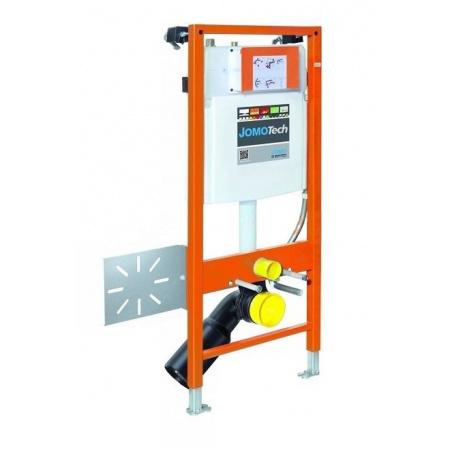Werit / Jomo JomoTech Hygienic Stelaż podtynkowy do WC H112 ze spłuczką podtynkową SLK, 174-91180000-00