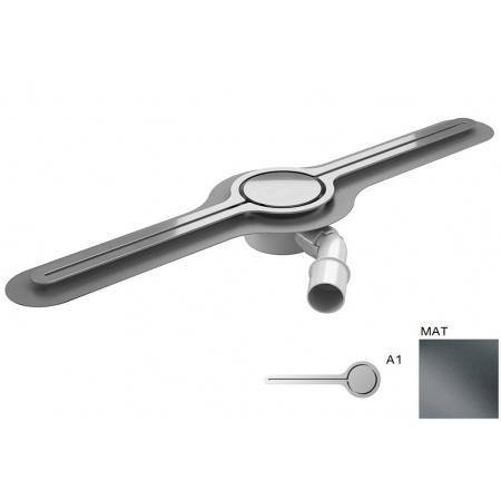 Wiper Eye-drain A1 Odpływ liniowy 70 cm, mat WIPEYEDA170MAT