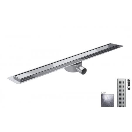 Wiper New Premium Slim Sirocco Zestaw Odpływ liniowy 60 cm szlif 100.3386.02.060