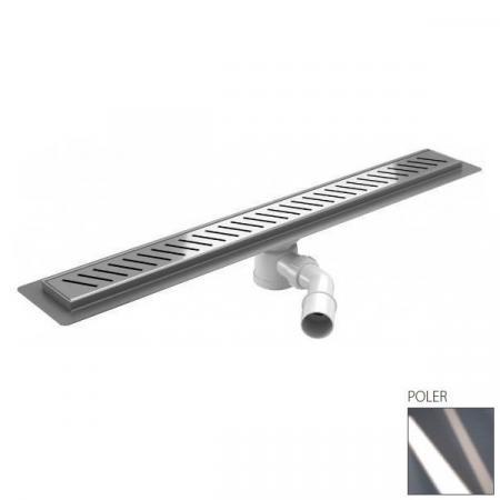 Wiper New Premium Zonda Zestaw Odpływ liniowy 110 cm poler 100.1969.01.110