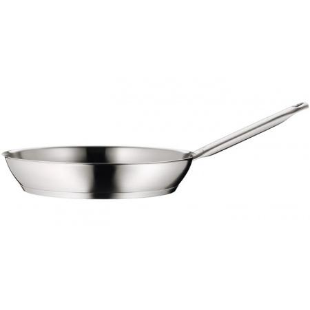 WMF Gourmet Plus Patelnia 24 cm, srebrna 0728246031