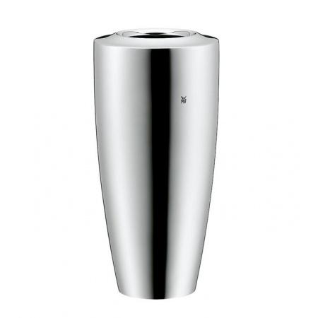 WMF Jette Wazon 8x8x18 cm, srebrny 0663596040