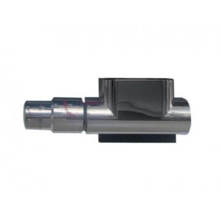 Zehnder Zestaw przyłączeniowy kątowy Deck4 4284, chrom OV1184284.C