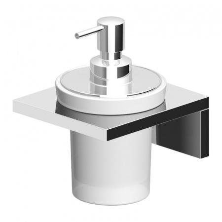 Zucchetti Aguablu Dozownik mydła ścienny, chrom ZAC415
